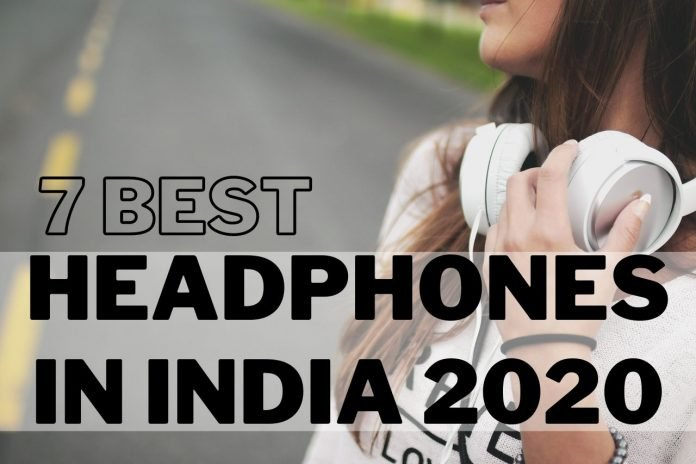 Headphones in india