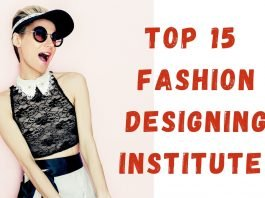 Top 15 Government and private fashion Designing institute - India