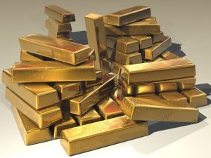 10 countries in the world have the highest gold