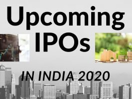 Upcoming IPOs In India 2020