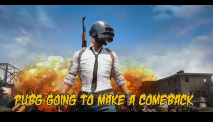 PUBG Going to make a Dramatic comeback will have a pool prize of so many Crores
