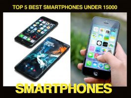 Top 5 Best Smartphones under 15000